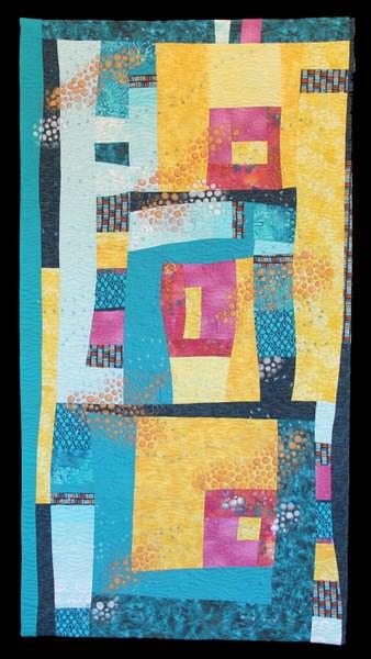 Cat 15 Open Art 2nd Place 15.12 Window Glow ByJulie Harding