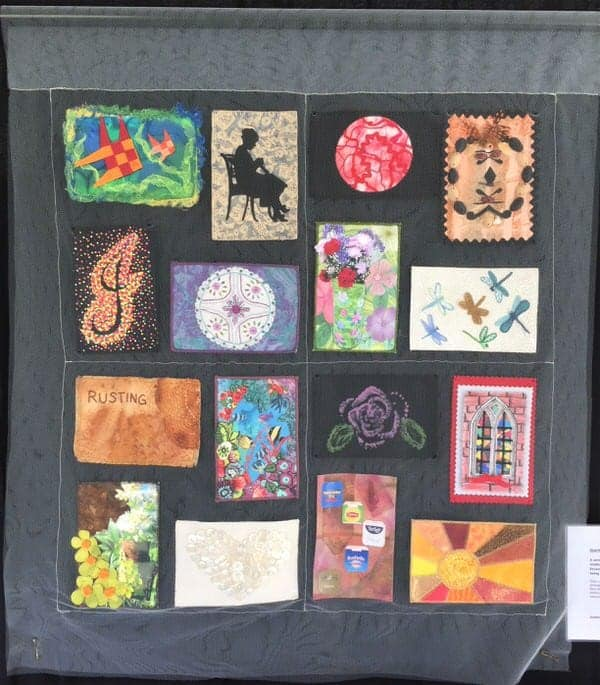 Journal Quilt Challenges Of 2016 Joanne Quelch 1
