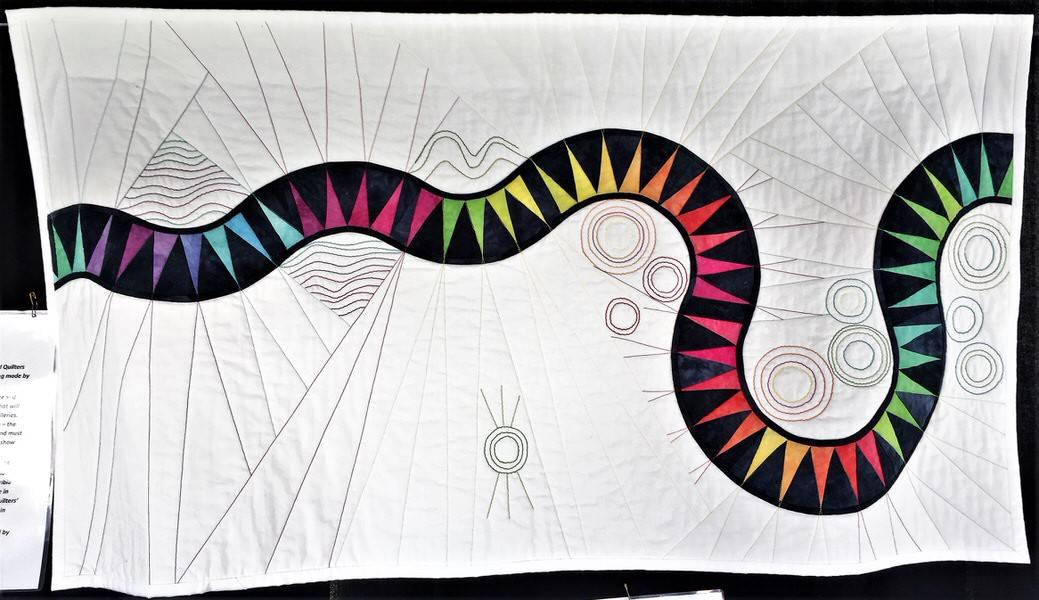 Rainbow Serpent Glad Howard 1