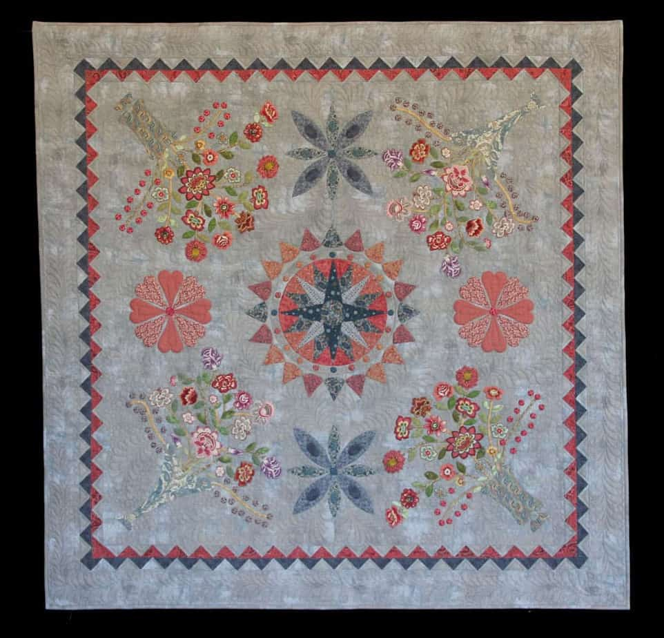Category 7 Amateur with Commercial Quilter